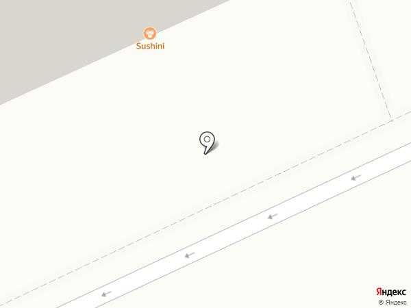 SUSHIWOK на карте Караганды