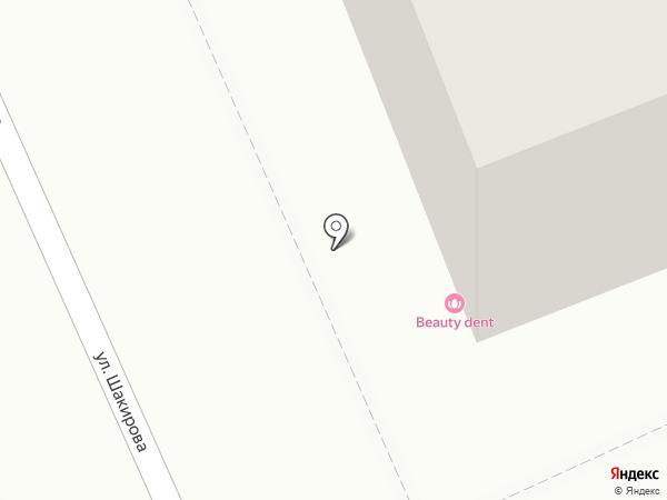 Бочковой NV на карте Караганды