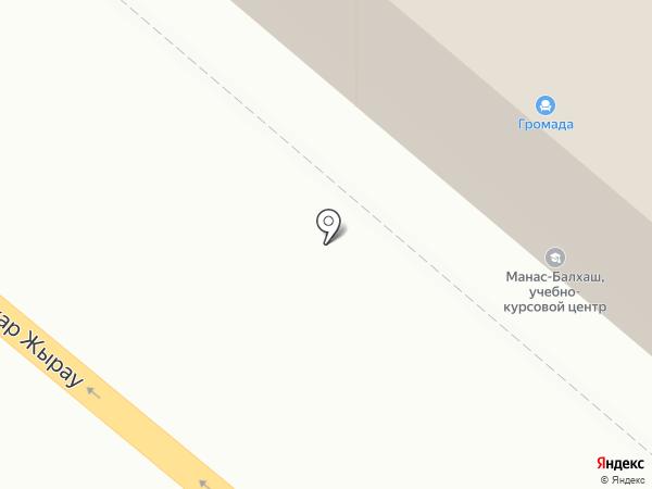 AMANAT INSURANCE на карте Караганды