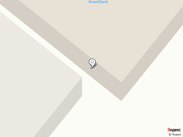 Avantgarde на карте Караганды