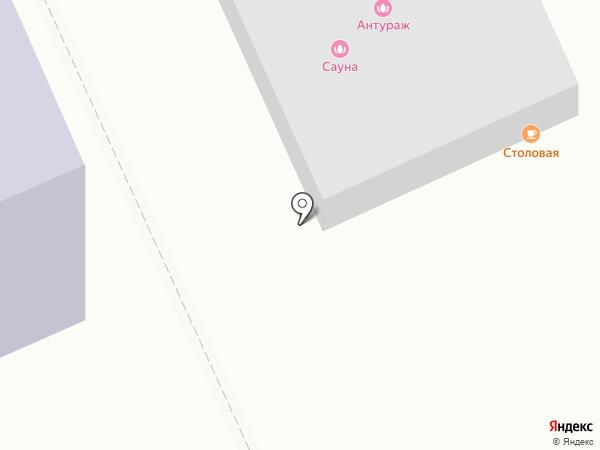 Yakuza.kz на карте Караганды