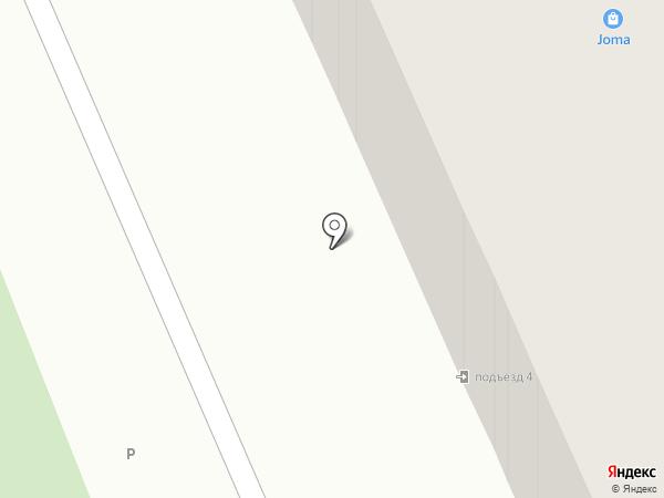 Квартирное бюро на карте Караганды