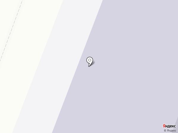 Карагандинский Государственный Технический Университет на карте Караганды