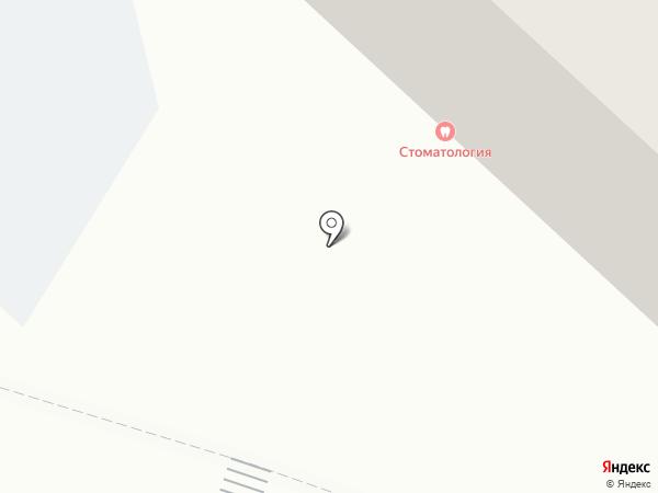 АСКО на карте Караганды