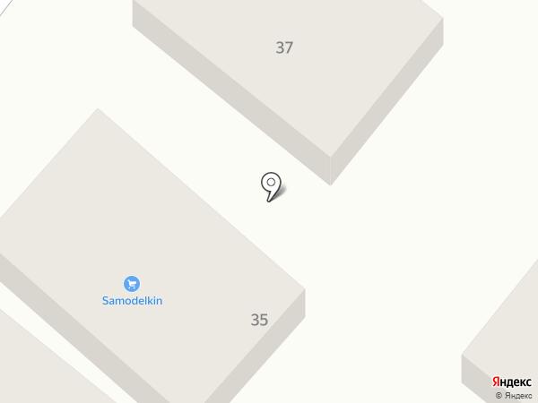 SamoDelkin на карте Караганды