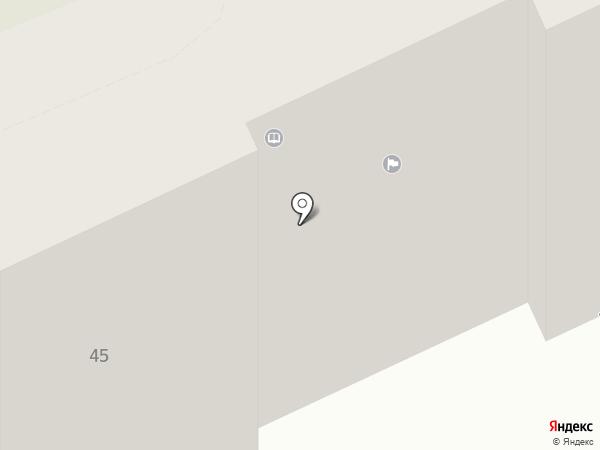 Центральная городская библиотека им. М.О. Ауэзова на карте Караганды