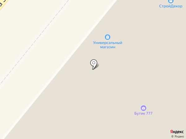 Deco на карте Караганды