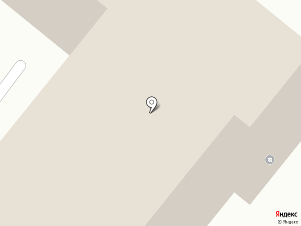 Карагандинский колледж технологии и сервиса на карте Караганды