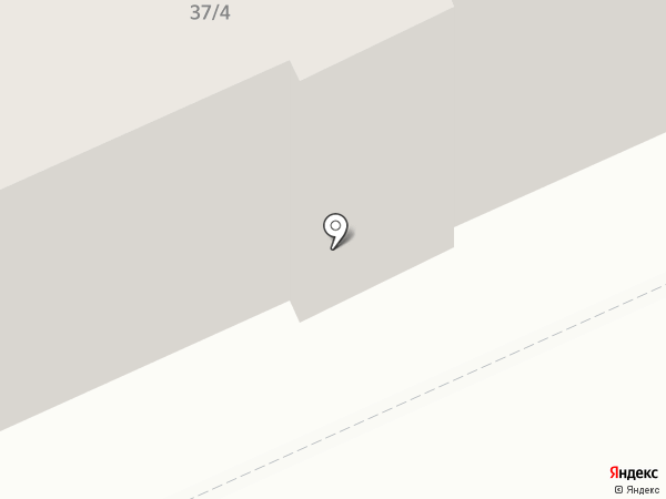 Дедов на карте Караганды