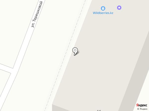 Qwestroom на карте Караганды