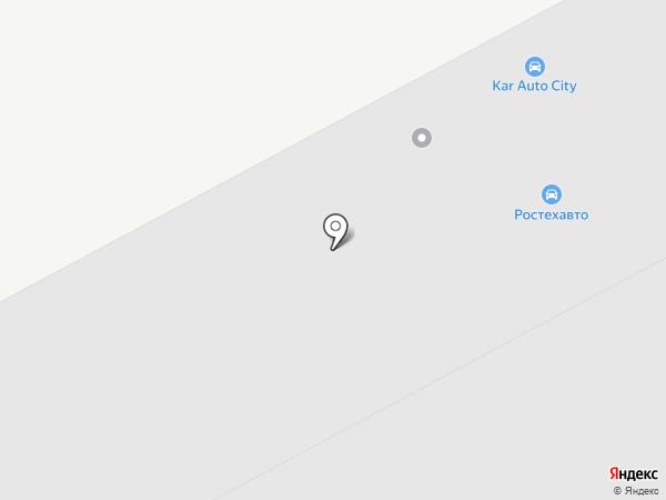 KAR AUTO CITY на карте Караганды