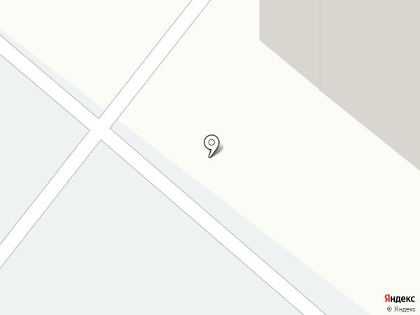 СДЭК Караганда, ТОО на карте Караганды