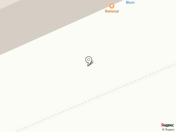 Blum на карте Караганды