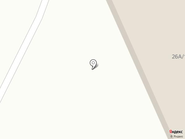 Столовая бизнес-класса на карте Караганды
