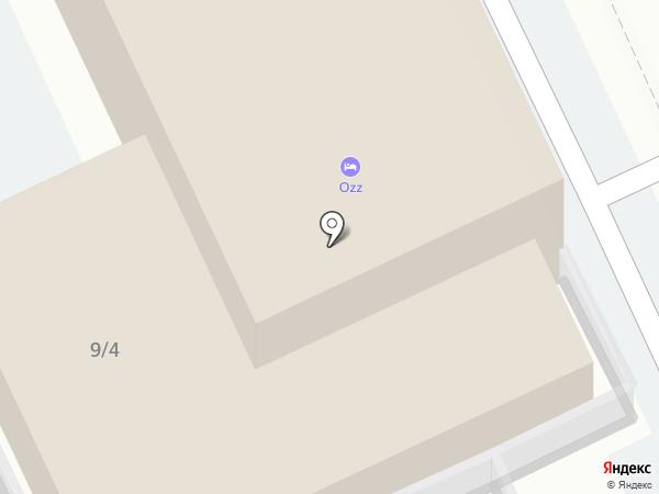 OZZ на карте Караганды