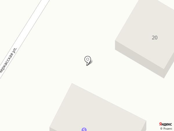 Минимаркет на карте Караганды