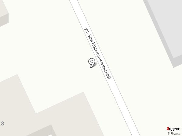NTS авто, ТОО на карте Караганды