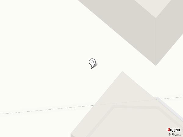 Свет на карте Караганды