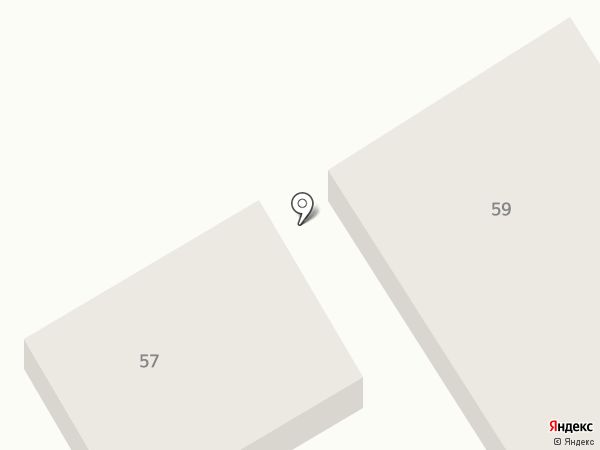 AiseR на карте Караганды