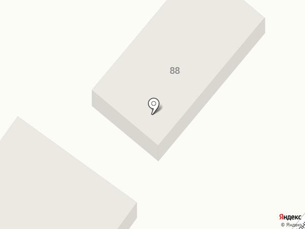 Грузотакси 09 на карте Караганды
