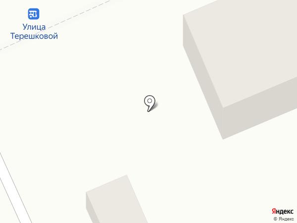 Ran flat на карте Караганды
