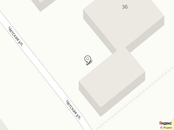 Семейная баня на карте Караганды