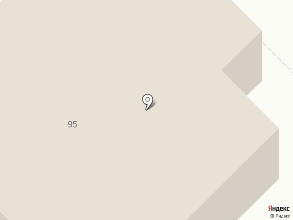 Schultz на карте Караганды