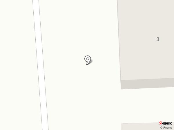Элит на карте Караганды