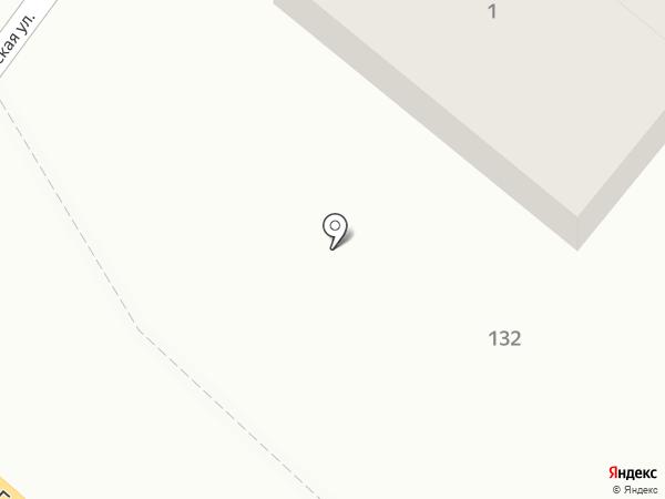 Турфан на карте Караганды