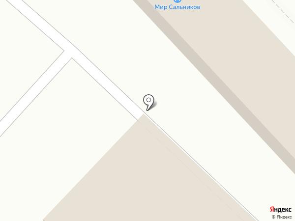 Гидро-Сервис KZ, ТОО на карте Караганды