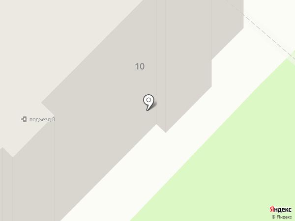 Спутник 2015 на карте Караганды