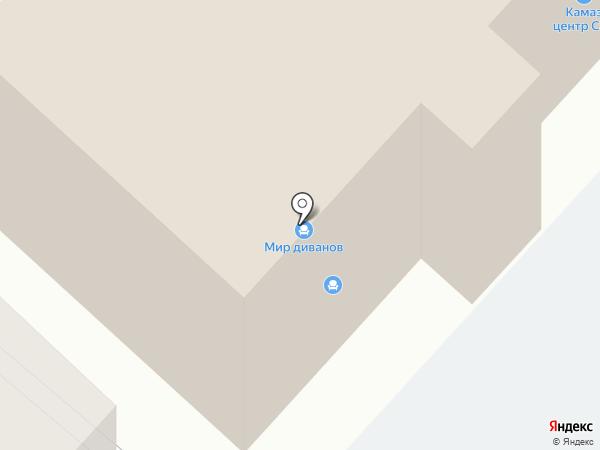 Auto City, ТОО на карте Караганды