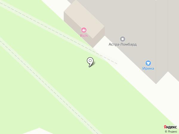 Ирина на карте Караганды