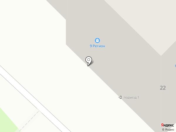 Smart на карте Караганды