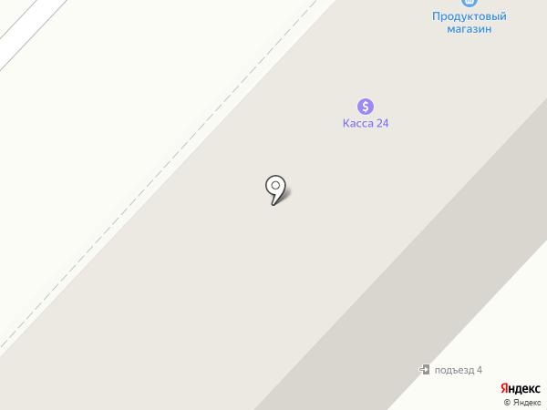 Гульзинат на карте Караганды