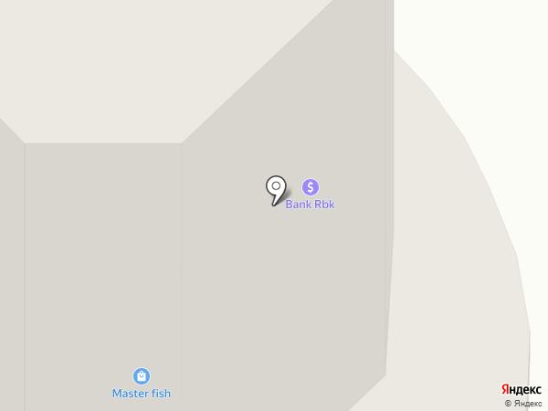 Сеть магазинов горящих путевок на карте Караганды