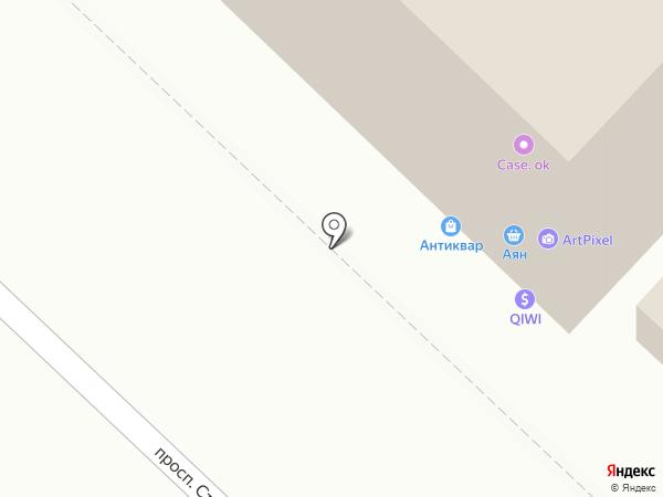 Airship inc, ТОО на карте Караганды