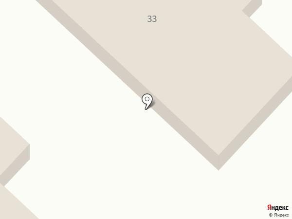 Shell на карте Караганды
