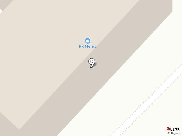 Казахтелеком на карте Караганды