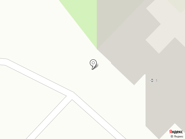 Жираff на карте Караганды