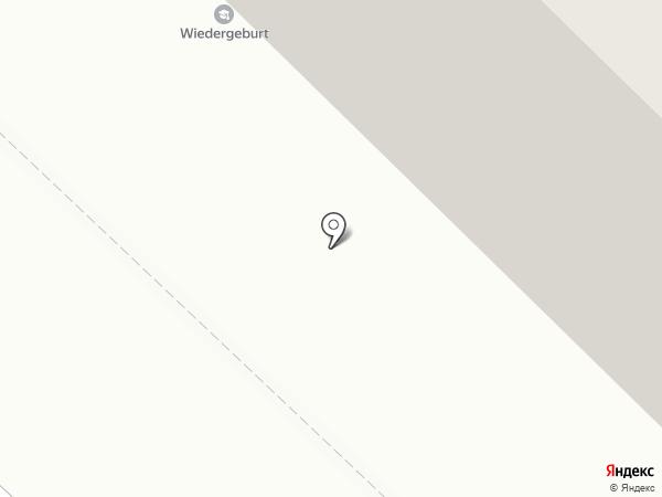 Пифагорка на карте Караганды