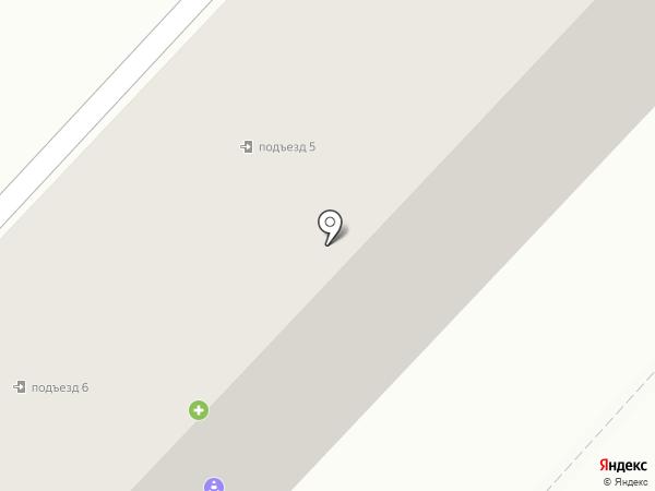 Гермес на карте Караганды