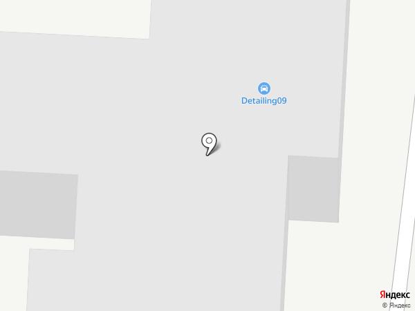 АвтоСтеклоЦентр на карте Караганды