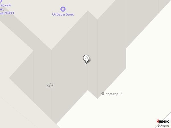 Бiрлiк на карте Караганды