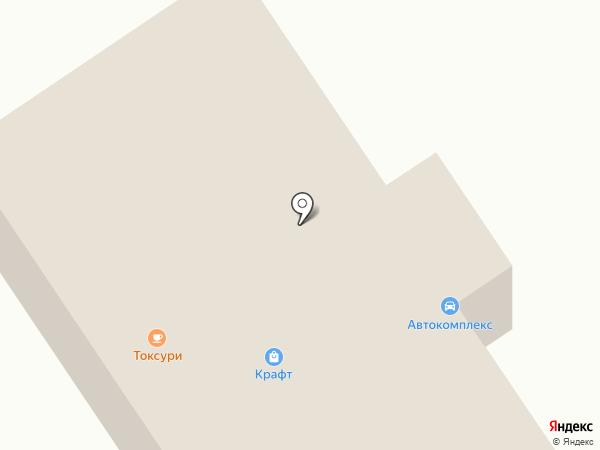 777 09 на карте Караганды