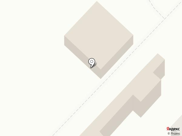 Акжол на карте Караганды