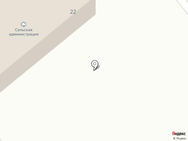 Администрация Сосновского сельского поселения на карте Сосновки