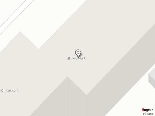 Итиль на карте Караганды