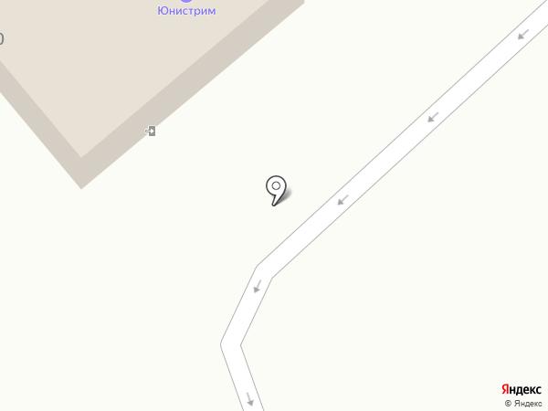 Почтовое отделение на карте Сосновки