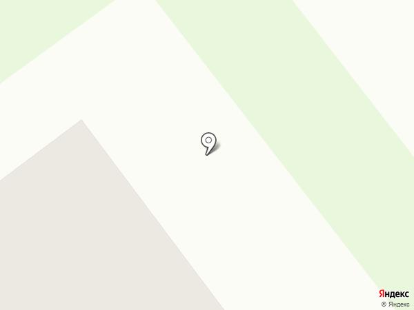 Эль на карте Горячего Ключа